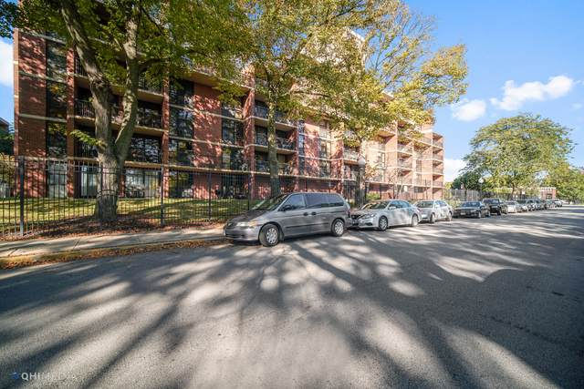 2921 S Michigan Avenue #506, Chicago, IL 60616 (MLS #11012344) :: The Perotti Group
