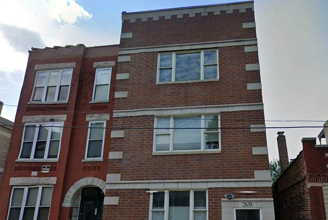 2639 W Hirsch Street, Chicago, IL 60622 (MLS #11012374) :: The Perotti Group