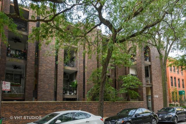1750 N Wells Street #105, Chicago, IL 60614 (MLS #11012380) :: The Perotti Group