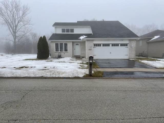 3323 Bramanti Trail, Steger, IL 60475 (MLS #11012415) :: Ryan Dallas Real Estate