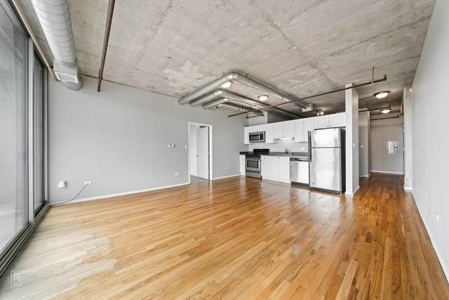700 W Van Buren Street #1205, Chicago, IL 60607 (MLS #11012451) :: The Perotti Group