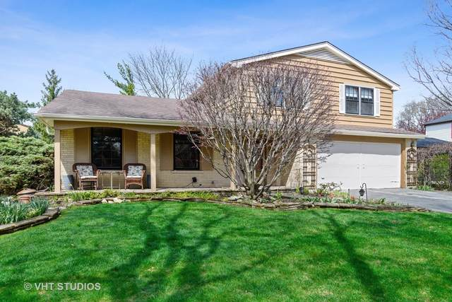 1521 Chickasaw Drive, Naperville, IL 60563 (MLS #11012494) :: The Spaniak Team