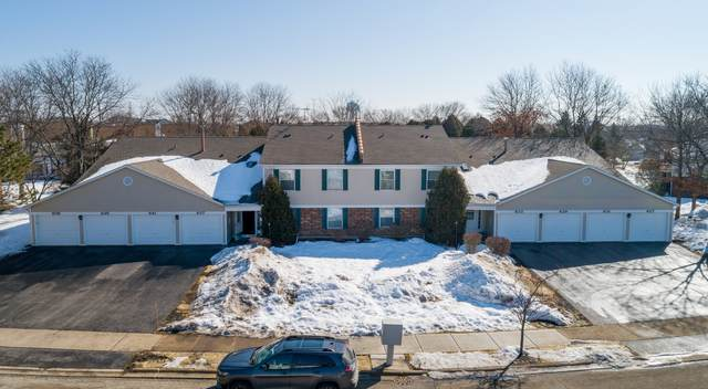 641 N Deer Run Drive 5A21, Palatine, IL 60067 (MLS #11012503) :: Ryan Dallas Real Estate