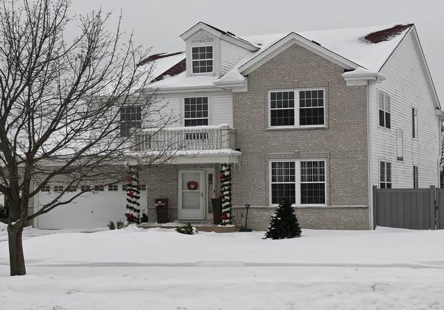 2110 Colchester Avenue, Hoffman Estates, IL 60192 (MLS #11012515) :: Ryan Dallas Real Estate