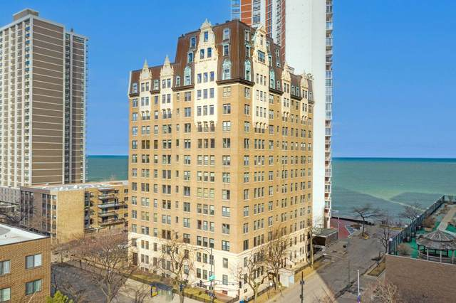 6101 N Sheridan Road 14H, Chicago, IL 60660 (MLS #11012527) :: The Perotti Group