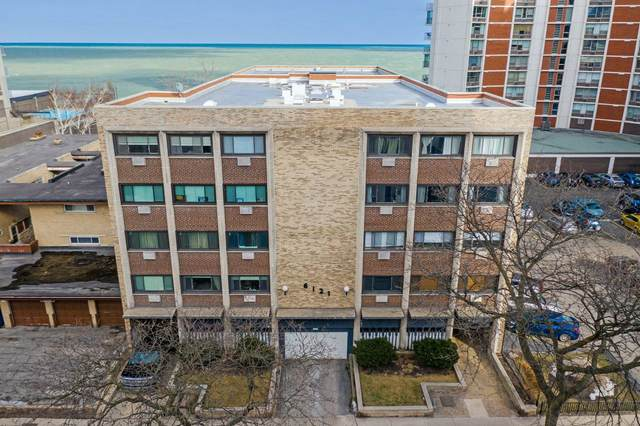 6121 N Sheridan Road 4C, Chicago, IL 60660 (MLS #11012530) :: The Perotti Group
