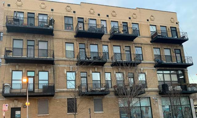 1400 N Milwaukee Avenue #305, Chicago, IL 60622 (MLS #11012536) :: The Perotti Group
