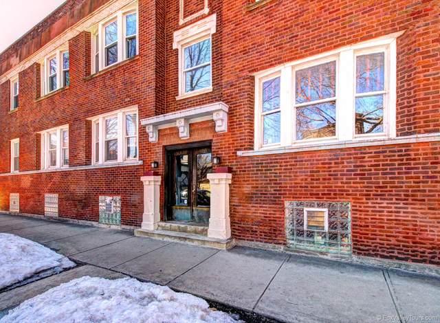 4654 N Leavitt Street 2S, Chicago, IL 60625 (MLS #11012581) :: The Perotti Group