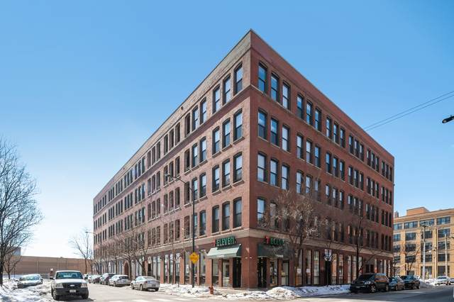 400 S Green Street #507, Chicago, IL 60607 (MLS #11012594) :: The Perotti Group