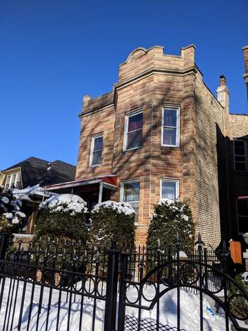 4018 W Oakdale Avenue, Chicago, IL 60641 (MLS #11012615) :: The Perotti Group