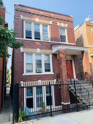 2440 W Augusta Boulevard, Chicago, IL 60622 (MLS #11012664) :: The Perotti Group