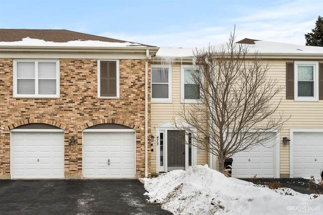 473 Village Green Road #201, Naperville, IL 60540 (MLS #11012679) :: BN Homes Group