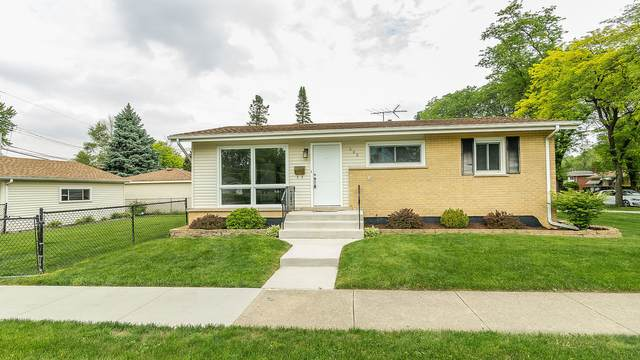 600 N Fairview Avenue, Mount Prospect, IL 60056 (MLS #11012725) :: John Lyons Real Estate