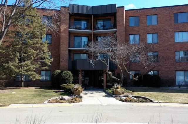 950 E Wilmette Road #303, Palatine, IL 60074 (MLS #11012779) :: The Dena Furlow Team - Keller Williams Realty