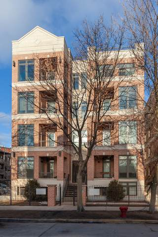 4021 S Ellis Avenue 1N, Chicago, IL 60653 (MLS #11012792) :: The Perotti Group