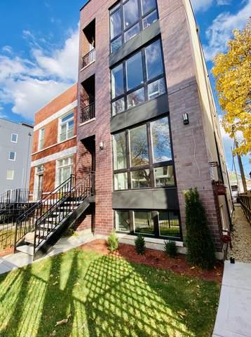 225 S Hamilton Avenue #2, Chicago, IL 60612 (MLS #11012833) :: The Perotti Group