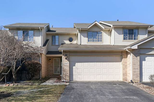 2043 Yellow Daisy Court #2043, Naperville, IL 60563 (MLS #11013020) :: Littlefield Group