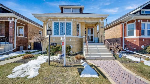 6226 S Kenneth Avenue, Chicago, IL 60629 (MLS #11013059) :: Littlefield Group