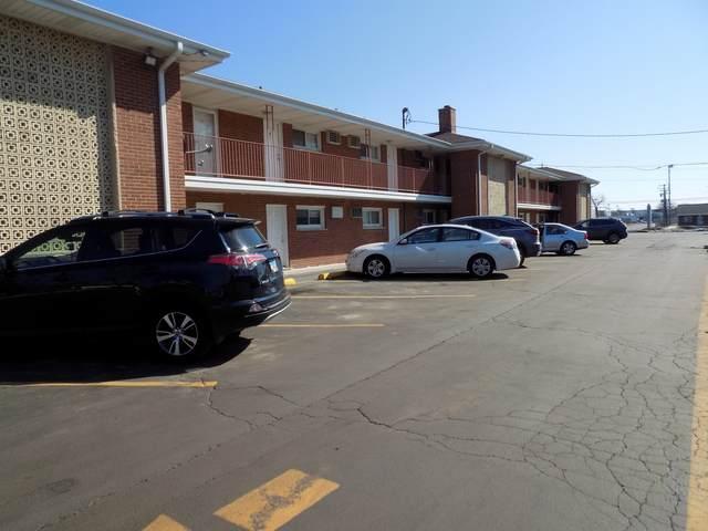 165 Dover Drive #8, Des Plaines, IL 60018 (MLS #11013198) :: Helen Oliveri Real Estate