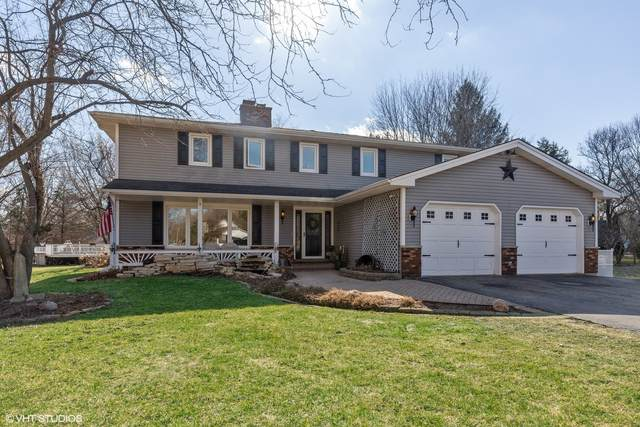 911 Holly Court, Sleepy Hollow, IL 60118 (MLS #11013302) :: Helen Oliveri Real Estate