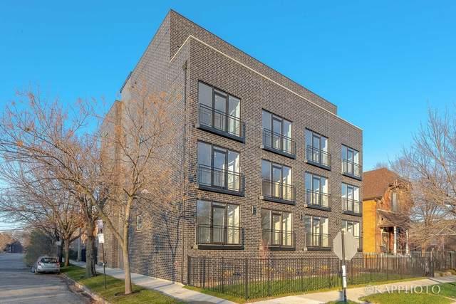 35 S Hoyne Avenue 2B, Chicago, IL 60612 (MLS #11013452) :: The Perotti Group