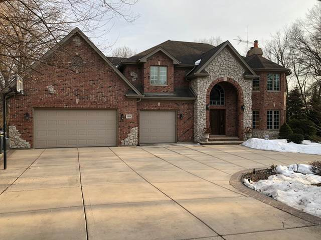 1109 Timber Trails Road, Downers Grove, IL 60516 (MLS #11013490) :: The Dena Furlow Team - Keller Williams Realty