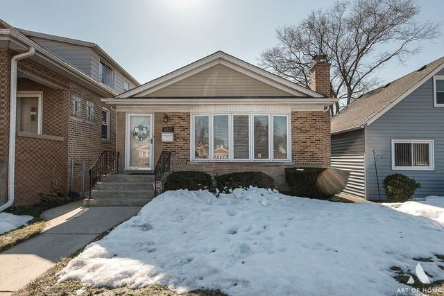 8321 W Forest Preserve Avenue, Chicago, IL 60634 (MLS #11013496) :: The Spaniak Team
