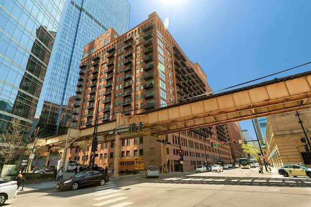 165 N Canal Street #1514, Chicago, IL 60606 (MLS #11013610) :: The Spaniak Team