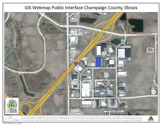 1504 Newton Drive, Champaign, IL 61822 (MLS #11013780) :: Littlefield Group
