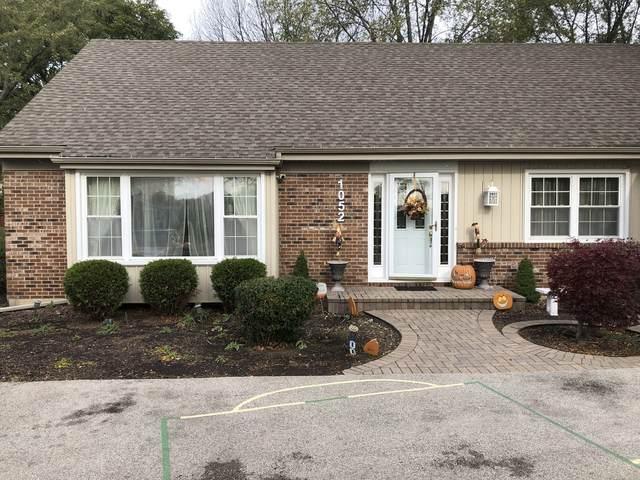 1052 W Peregrine Drive, Palatine, IL 60067 (MLS #11013815) :: Jacqui Miller Homes