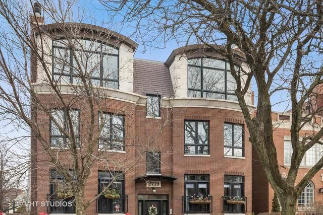 2719 N Paulina Street 3S, Chicago, IL 60614 (MLS #11014461) :: John Lyons Real Estate