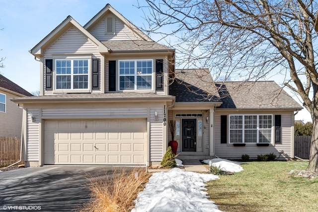 11700 S Olympic Drive, Plainfield, IL 60585 (MLS #11014485) :: RE/MAX Next