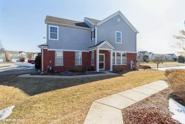 4928 Courtland Circle, Plainfield, IL 60586 (MLS #11014612) :: RE/MAX Next