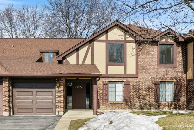 1771 Gloucester Court C, Wheaton, IL 60189 (MLS #11014726) :: RE/MAX IMPACT