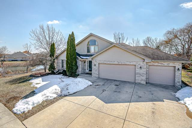 8837 Fairfield Lane, Tinley Park, IL 60487 (MLS #11015028) :: The Dena Furlow Team - Keller Williams Realty