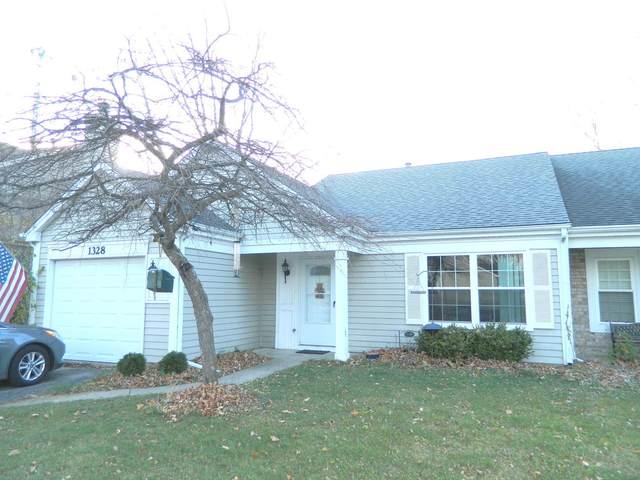 1328 Huntington Drive, Mundelein, IL 60060 (MLS #11015040) :: Helen Oliveri Real Estate