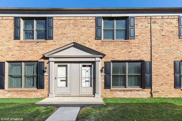 1720 Bristol Walk #1720, Hoffman Estates, IL 60169 (MLS #11015171) :: The Spaniak Team