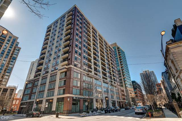 451 W Huron Street #810, Chicago, IL 60654 (MLS #11015380) :: Touchstone Group