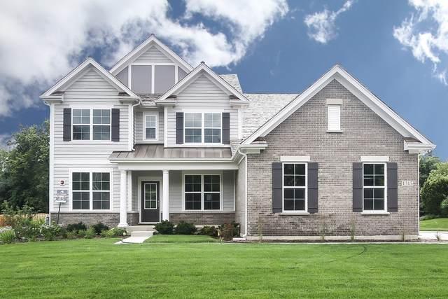 1325 Blackberry Lot #10 Court, Libertyville, IL 60048 (MLS #11015390) :: Helen Oliveri Real Estate