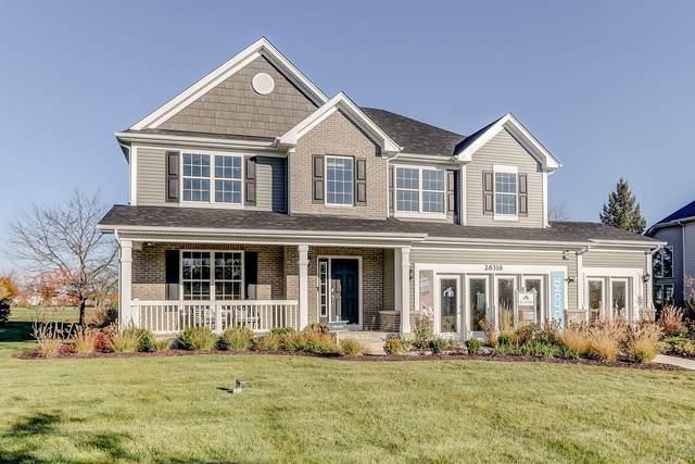 21349 Westminster Lot #161 Lane, Shorewood, IL 60404 (MLS #11015520) :: Helen Oliveri Real Estate