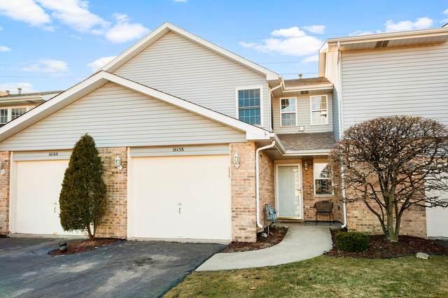 16158 Bormet Drive, Tinley Park, IL 60477 (MLS #11015795) :: RE/MAX IMPACT