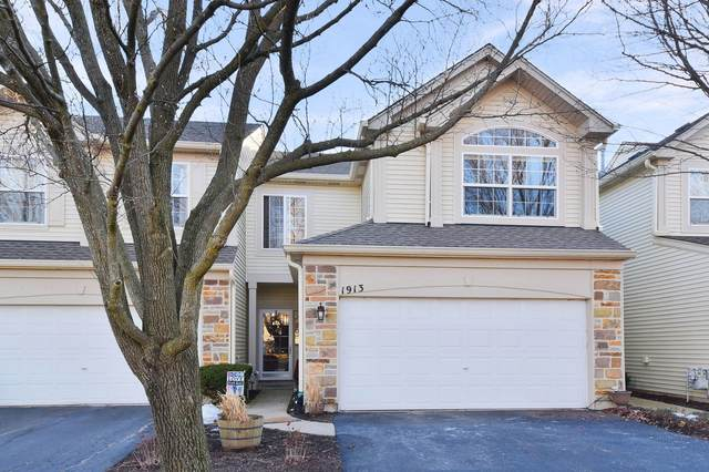 1913 Stoneheather Avenue #1913, Aurora, IL 60503 (MLS #11015928) :: The Dena Furlow Team - Keller Williams Realty