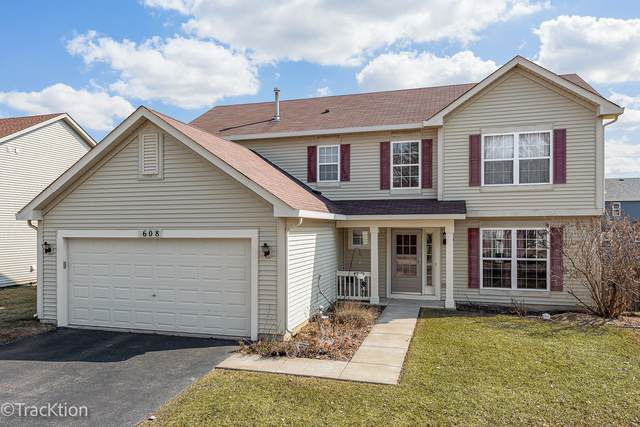 608 Brita Trail, Minooka, IL 60447 (MLS #11016190) :: Helen Oliveri Real Estate