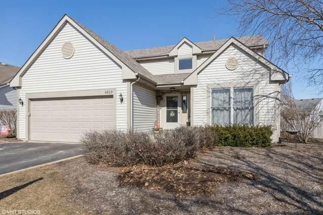 4809 Goodhue Lane, Plainfield, IL 60586 (MLS #11016263) :: Helen Oliveri Real Estate
