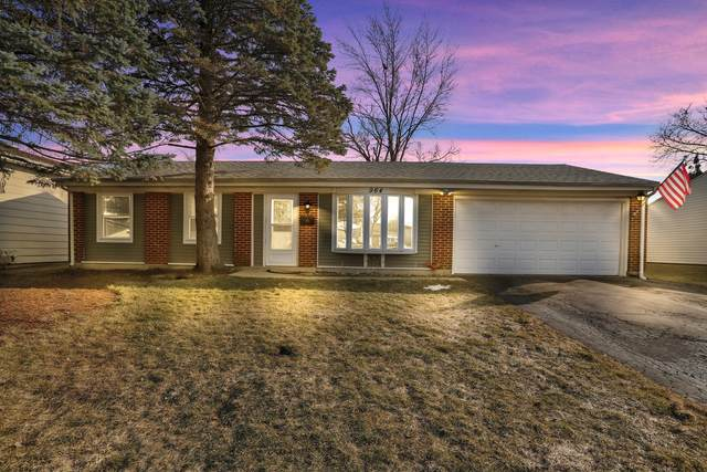 964 Hastings Lane, Hanover Park, IL 60133 (MLS #11016355) :: Helen Oliveri Real Estate