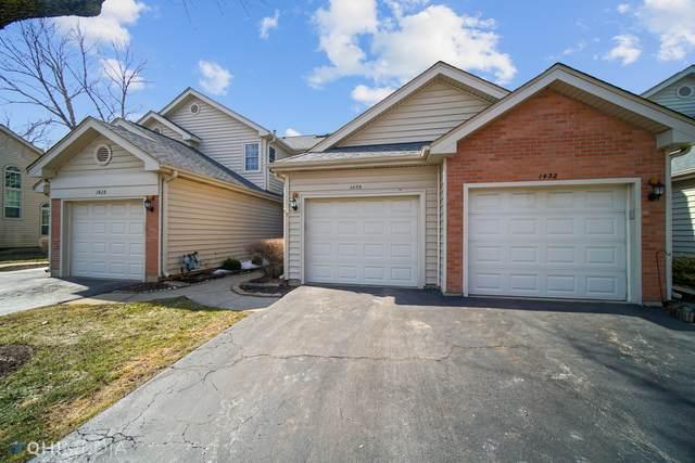 1430 Golfview Drive, Glendale Heights, IL 60139 (MLS #11016393) :: The Dena Furlow Team - Keller Williams Realty