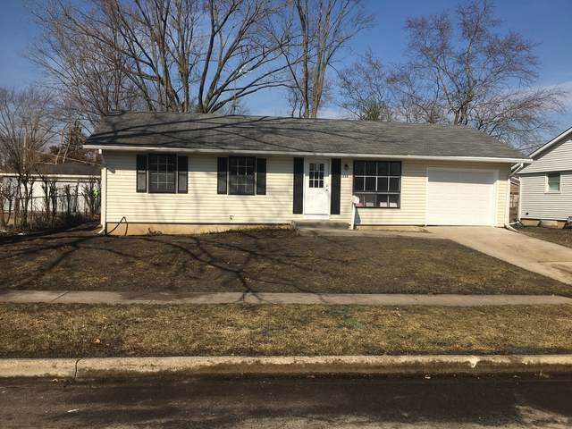 1224 N Green Meadows Boulevard, Streamwood, IL 60107 (MLS #11016474) :: Helen Oliveri Real Estate