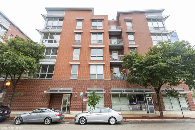 2035 S Indiana Avenue #402, Chicago, IL 60616 (MLS #11016542) :: The Spaniak Team