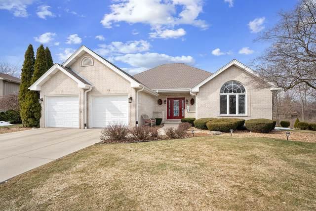 1308 Arbor Drive, Lemont, IL 60439 (MLS #11016581) :: Helen Oliveri Real Estate