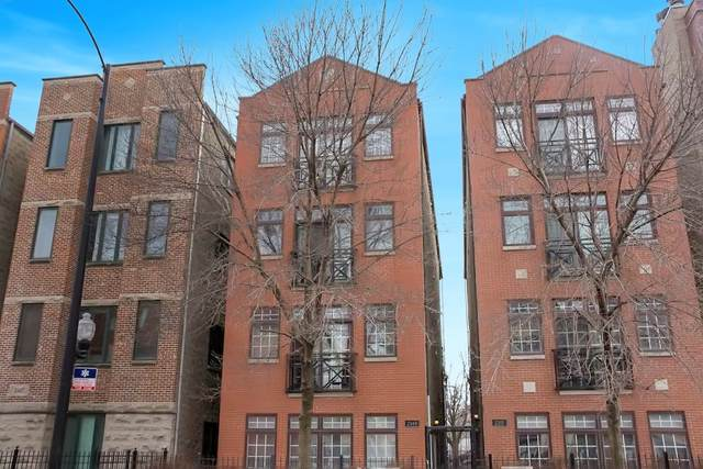 2349 W Harrison Street #2, Chicago, IL 60612 (MLS #11016584) :: The Spaniak Team